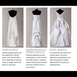 Other - Bridal gown tips and info